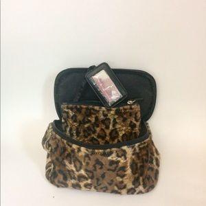Handbags - Animal Print Toiletry Bag
